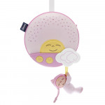 Veilleuse Projection Sunset rose Chicco