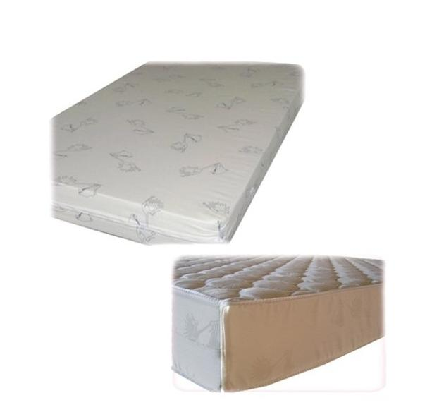 matelas lit b b 120 x 60 d houssable les b b s du bonheur. Black Bedroom Furniture Sets. Home Design Ideas