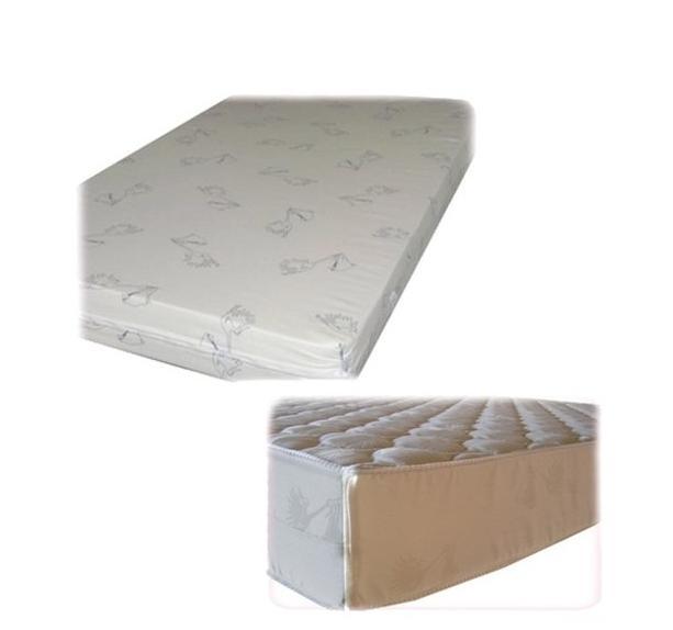 matelas lit b b 120 x 60 d houssable les b b s du bonheur. Black Bedroom Furniture Sets. Home Design Ideas
