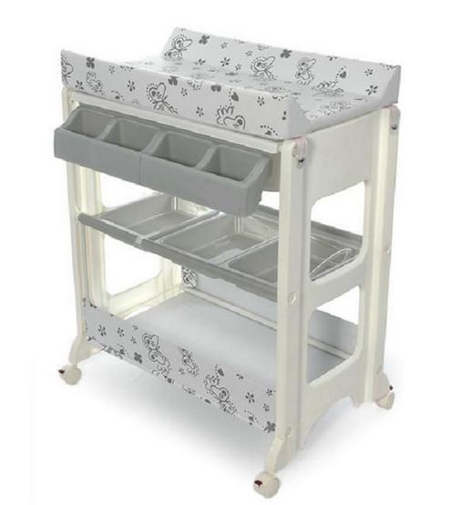 table langer avec rangements butterfly les b b s du bonheur. Black Bedroom Furniture Sets. Home Design Ideas