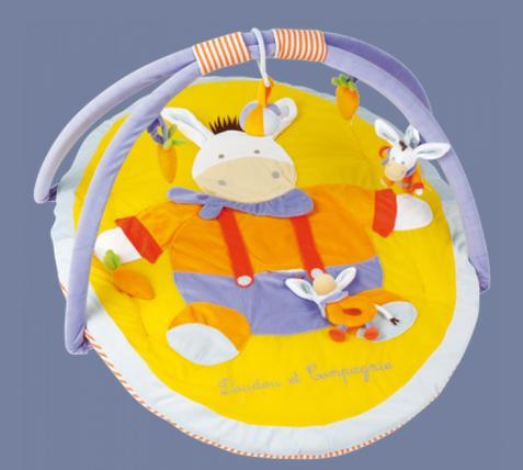 les bebes du bonheur tapis d 39 veil ane doudou et compagnie. Black Bedroom Furniture Sets. Home Design Ideas
