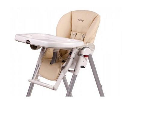 Housse de chaise haute peg perego evo paloma simili cuir les b b s du bonheur - Housse de chaise en simili cuir ...