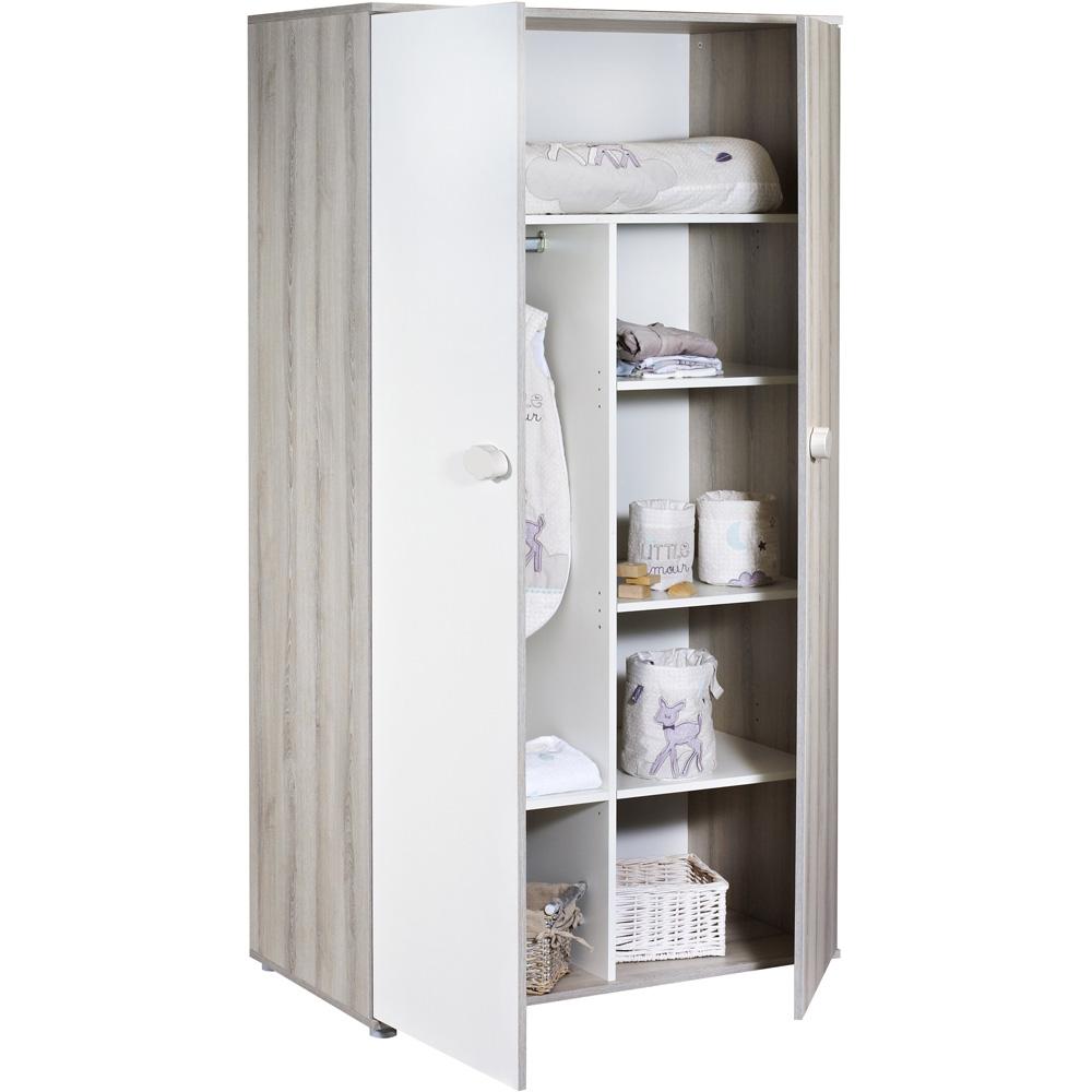 lit a barreau pas cher. Black Bedroom Furniture Sets. Home Design Ideas