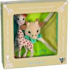 Coffret Sophie la Girafe et Mon Super Dou'doux