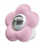 Thermomètre bain et chambre pour bébé Avent