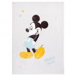 Couverture en flanelle Disney Mickey - 100x140 cm
