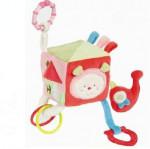 Cube d'activités diabolo grenadine BabyFehn