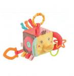 Cube d'activités éléphant Babysun
