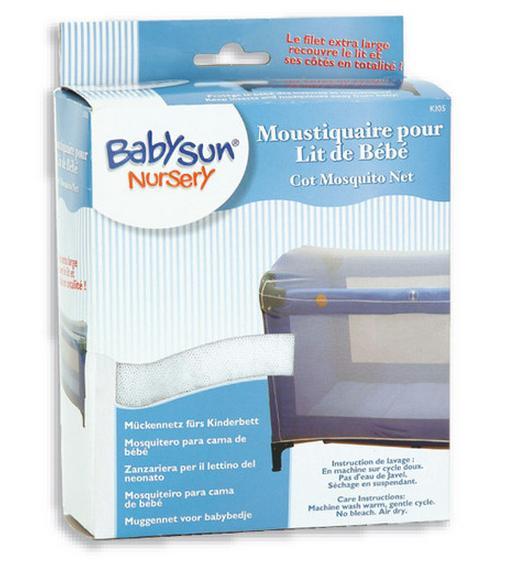 moustiquaire de lit b b 120 x 60 babysun les b b s du. Black Bedroom Furniture Sets. Home Design Ideas
