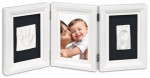 Double print frame Baby Art white & black