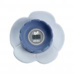 Thermomètre de bain Lotus bleu Béaba