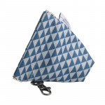 Trousse range-sucettes play print blue Beaba