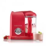 Babycook robot cuiseur rouge Beaba