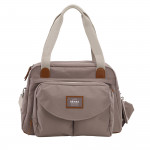 Sac Genève 2 Smart colors taupe Beaba
