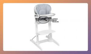 harnais chaise haute woodline b b confort les b b s du bonheur. Black Bedroom Furniture Sets. Home Design Ideas