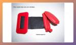 Pince pour siège auto avec élastique