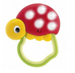 Hochet coccinelle lumineuse Chicco