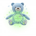 Ourson Projecteur Baby Bear bleu Chicco