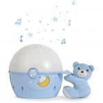 Projecteur de lit Next 2 Stars bleu Chicco