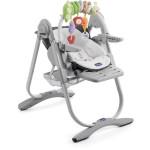 Chaise haute bébé Polly Magic Dark grey Chicco