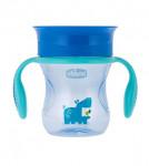 Verre anti-fuite bébé 12m+ bleu Chicco