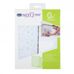 Draps housse Chicco Next2Me - Lot de 2 Stars