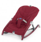 Transat bébé pocket relax rouge Chicco