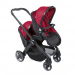 Poussette double Fully Red passion Chicco