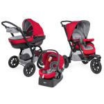 Trio Activ3 Top Red berry Chicco