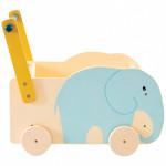 Chariot à jouet Zanimo Domiva