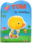 Livre de bain Tom le caneton Pym