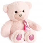 Ours Charms Rose sorbet Histoire d'Ours HO2806