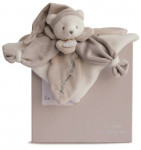 Doudou Ours Collector Taupe Doudou et Compagnie