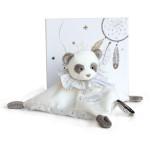 Doudou Attrape Rêve Panda 20 cm Doudou et Compagnie