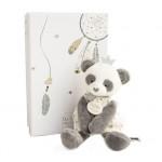 Peluche Attrape Rêve Panda 20 cm Doudou et Compagnie