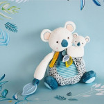 YOCA le Koala Pantin d'activité Doudou et Compagnie