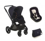 Pack poussette duo Muum avec Matrix light 2 Sailor