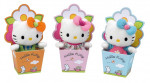 Hello Kitty mini peluche florale Jemini