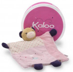 Doudou Ours marionnette - Petite Rose Kaloo