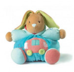Doudou Bliss Medium Lapin en Voiture Kaloo