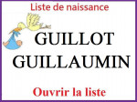 GUILLOT GUILLAUMIN