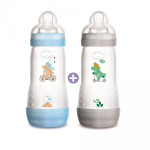 Biberon Easy Start anti-colique 320 ml lot de 2 Mam