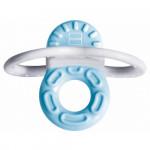 Mini anneau de dentition phase 1 bleu Mam