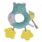 Anneau hochet chat Les Pachats Moulin Roty