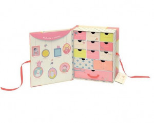 Moulin Roty coffret naissance Mademoiselle et Ribambelle 657107 - 2