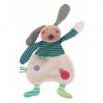 Doudou lapin jolis pas beaux Moulin roty