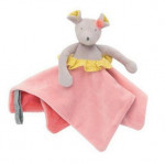 Doudou Mademoiselle et Ribambelle Moulin Roty