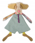 Doudou chien les Tartempois Moulin Roty