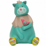 Tirelire chat Les Pachats Moulin Roty