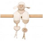 Maxi toy mouton cappuccino Nattou